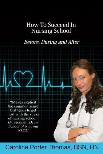 How to Succeed in Nursing School (Nursing School, Nursing school supplies, Nursing school gifts, Nursing school books, Become a nurse, Become a registered nurse,) (English Edition)