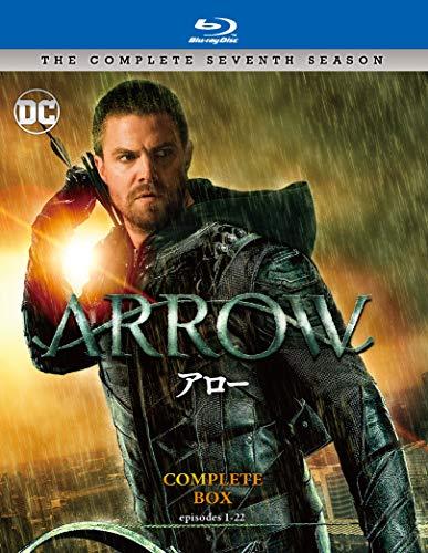 ARROW/アロー 7thシーズン ブルーレイ コンプリート・ボックス(4枚組) [Blu-ray]