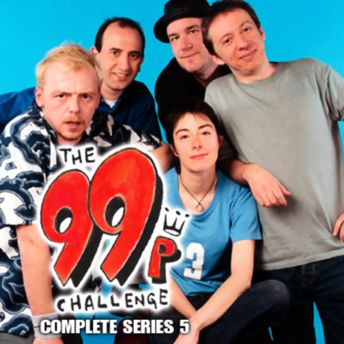 The 99p Challenge     The Complete Series 5              By:                                                                                                                                 BBC Audiobooks                               Narrated by:                                                                                                                                 Simon Pegg,                                                                                        Sue Perkins,                                                                                        Peter Serafinowicz,                   and others                 Length: 2 hrs and 37 mins     17 ratings     Overall 4.6