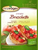 Mrs. Wages Bruschetta Instant Tomato Mix (VALUE PACK of 12)