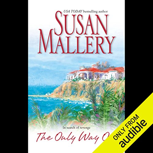 The Only Way Out audiobook cover art