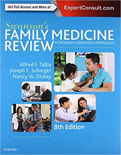 [032335632X] [9780323356329] Swanson's Family Medicine Review 8th Edition-Paperback