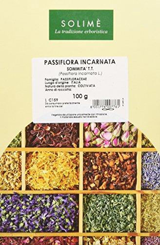 Passiflora Incarnata Sommità Taglio Tisana - 100 g - Prodotto made in Italy