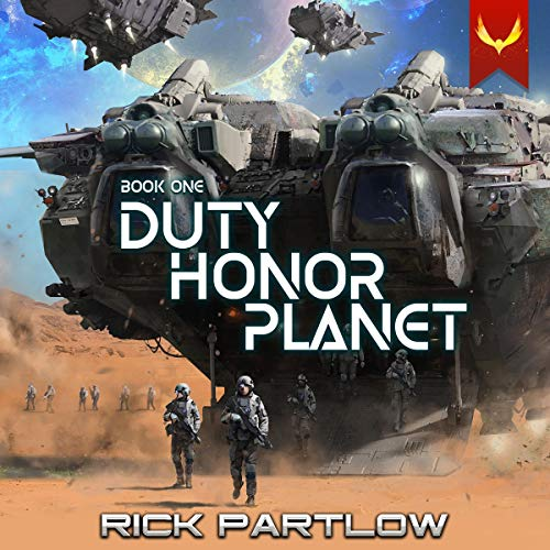 Duty, Honor, Planet Titelbild