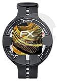 atFoliX Película Protectora Compatible con Suunto Vyper Air Lámina Protectora de Pantalla, antirreflejos y amortiguadores FX Protector Película (3X)