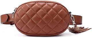 Outdoor Fanny Pack Women Waist Packs Travel Belt Bag Shoulder Crossbody Bag Bum Mini Purse Bag