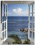 Artland Glasbilder Wandbild Glas Bild einteilig 60x80 cm