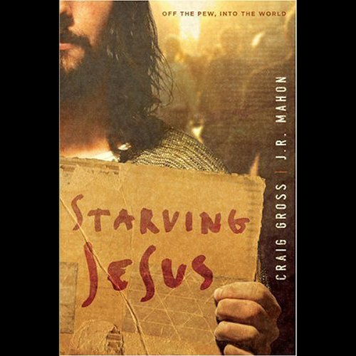 Starving Jesus audiobook cover art