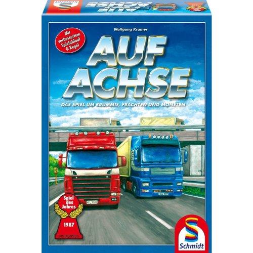 Schmidt Spiele Auf Achse, Spiel des Jahres 1987 (49090)