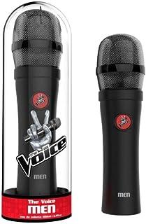 The Voice Men Black Edition EDT Spray 100 ml