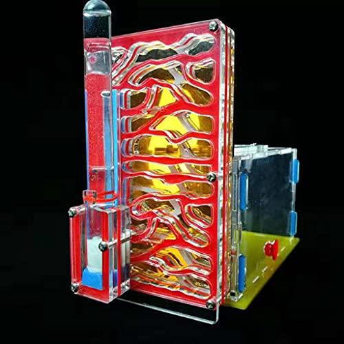 Acryl Ameisenfarm, Formicarium Ameisennest, Insektenvilla Ameisenhaufen Werkstatt Insect Villa Workshop Ameisen Fütterung Wissenschaft Educational Spielzeug D