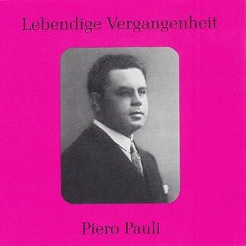 Lebendige Vergangenheit - Piero Pauli