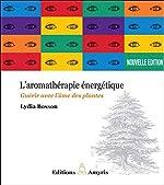 L'aromathérapie Énergétique - Guérir Avec L'âme Des Plantes de Lydia Bosson
