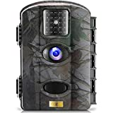 Trailwatcher Wild Camera Trail Camera 16MP 1080P HD Wildlife Hunting Cam Motion Activated