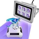 Tresbro UV Resin Curing Light for SLA/DLP/LCD 3D Printer Solidify Photosensitive Resin 405...