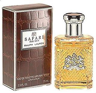 Ralph Lauren Safari - Perfume for Men, 75 ml - EDT Spray
