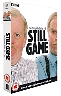 Still Game - The Complete Series 1-5