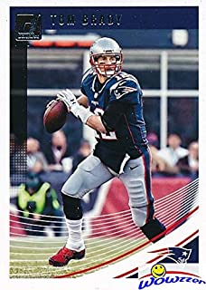 Tom Brady 2018 Donruss Football Card  183 in MINT Condition! Shipped in  Ultra Pro 8fa68110a