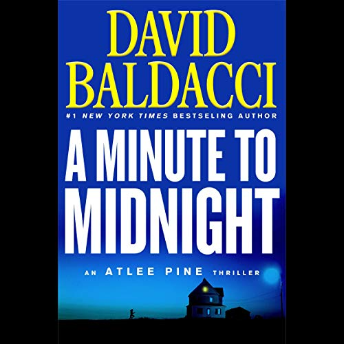 A Minute to Midnight audiobook cover art