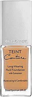 Givenchy Teint Couture Long Wear Fluid Foundation SPF 20, No. 5 Elegant Honey, 0.8 Ounce