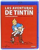 Tintin 3 Aventuras Integrales Bd Combo Vol 7: Las Joyas De La Castafiore/Vuelo 714 Para Sidney/Tintin Y Los Pícaros [Blu-ray]