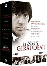 Collection Bernard Giraudeau : Viens chez moi, j'habite chez une copine ; Rue Barbare ; Les Spécialistes ; Les longs manteaux ; Après l'amour ; Le fils préféré