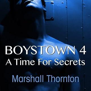 Boystown 4 audiobook cover art