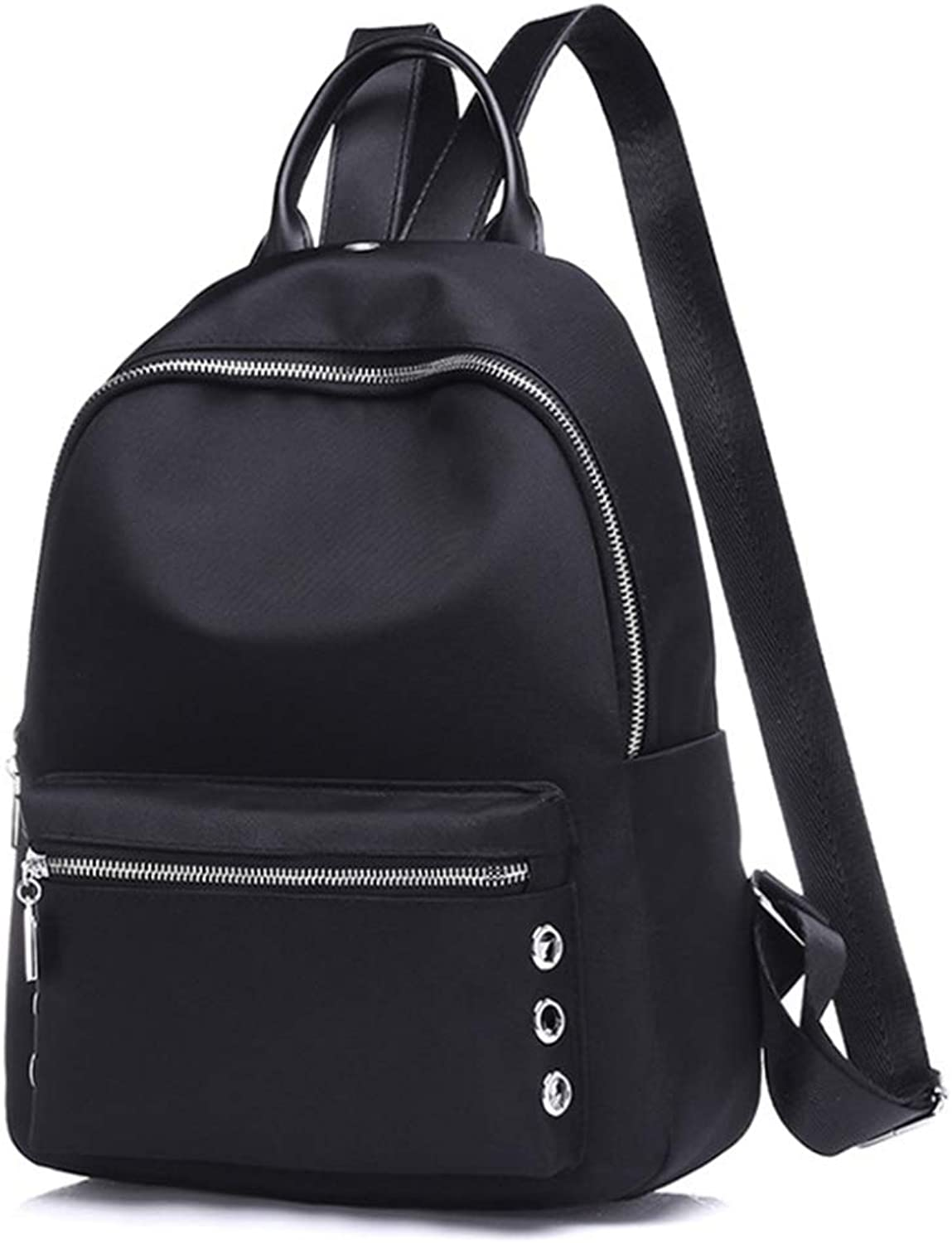 SS Studded Backpack Female Farbe Farbe Farbe Strip Backpack College Style Fashion Travel Bag School BagA B07KN3R767  Elegante und stabile Verpackung 4d8b09