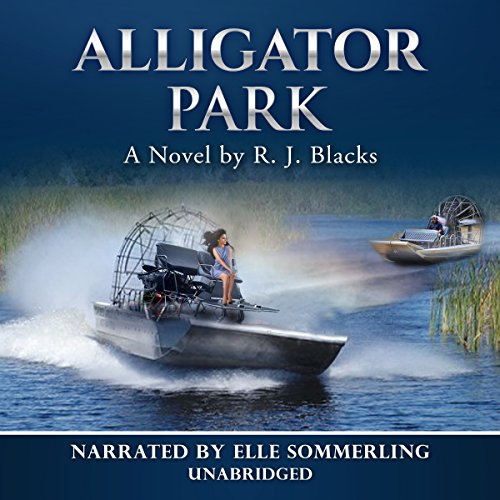 Alligator Park audiobook cover art