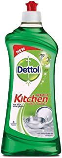 Dettol Kitchen Dish and Slab Gel - 750 ml (Lime Splash)