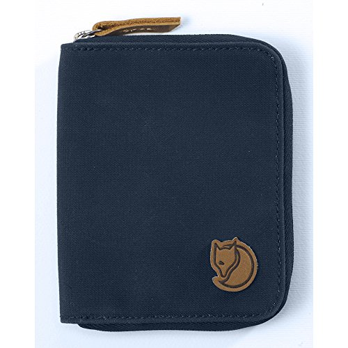 Fjaellraeven Zip Wallet - Geldboerse 560 Navy