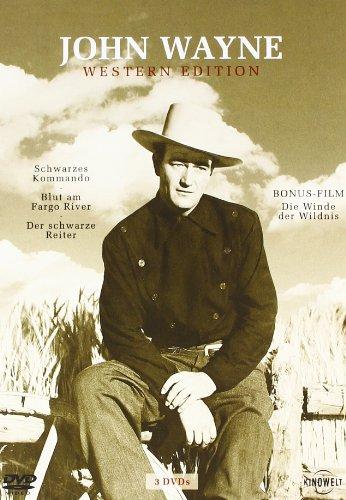 John Wayne Western Edition (inkl. 2 Folgen 'Western von Gestern')