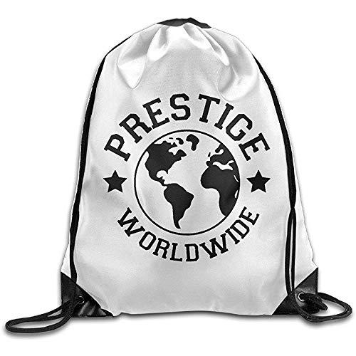 jingqi Bolso con Cordón Gym Mochila Prestige Worldwide