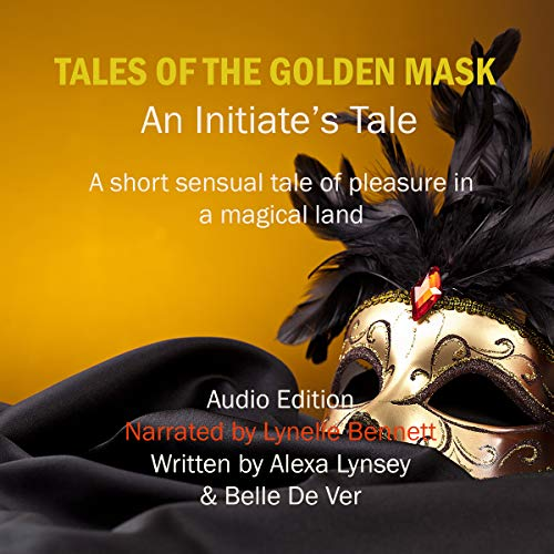 Tales of the Golden Mask: An Initiate's Tale audiobook cover art