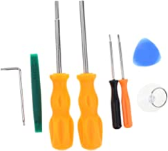 Baoblaze Pack of 8 Professional Screwdriver Set Pry Opening Kit for Xbox One 360 Controller PS3 PS4 Nintendo Switch Repair...