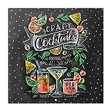 Calendario Lily y Val Cocktails 2022 - Calendario 2022 pared - Calendario 16 meses - Calendario 2021 2022│ Calendario de pared 2021 2022 - Calendario mensual - Producto con licencia oficial