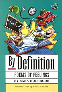 By Definition: Poems of Feelings by Sara Holbrook (2003-04-01)