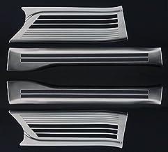 サムライプロデュース ホンダ N-BOX N-BOXカスタム JF3/4 スカッフプレート 内装 カスタム パーツ