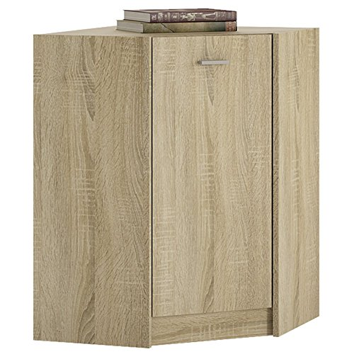 P&N Homewares crescita Angoliera in quercia | ripostigli | Furniture | Larghezza 60.9cm