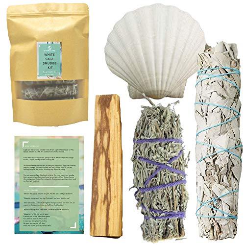 Raw Earth - Kit de limpieza para principiantes, soporte para