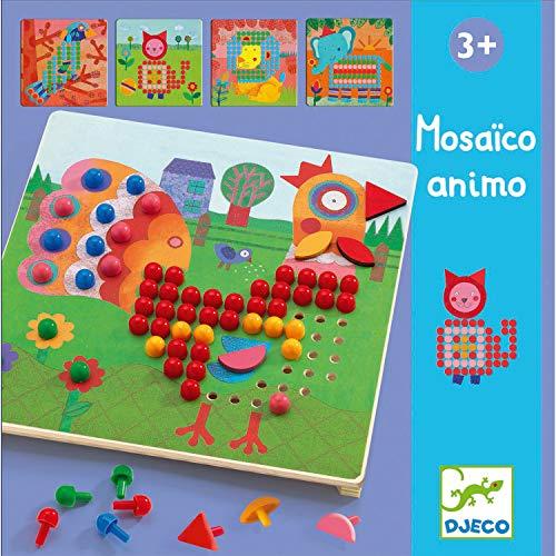 Djeco Mosaïque animée éducative