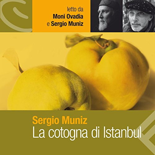 La cotogna di Istanbul audiobook cover art