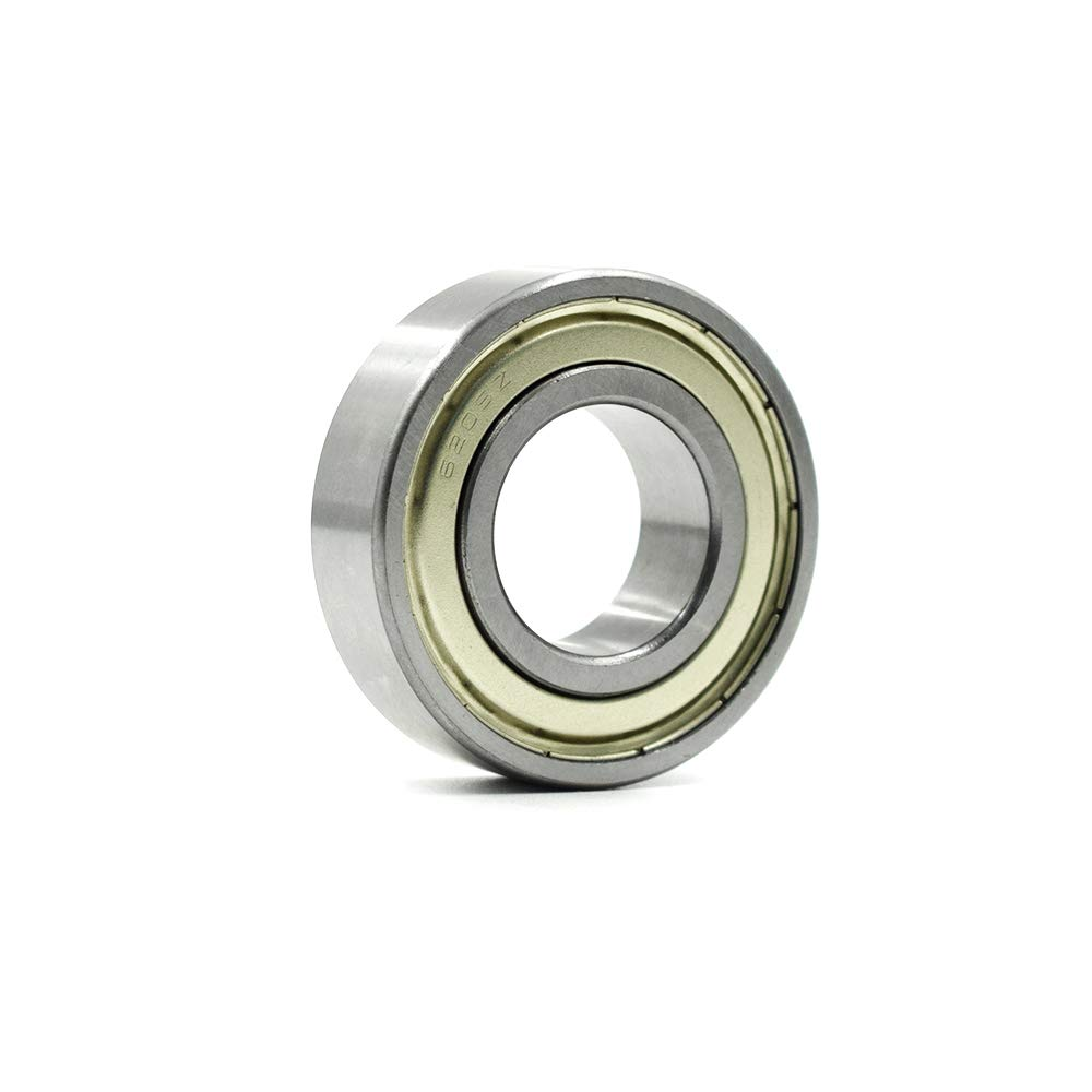 6205ZZ Bearing 25*52*15 mm Metric Ball Bearings VXB