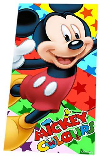 Disney WD51008 Serviette de plage Mickey