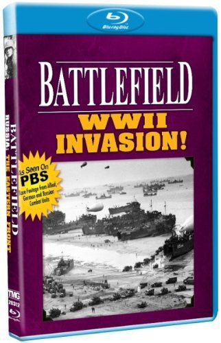 Battlefield WWII Invasion! As Seen On PBS [Blu-ray]