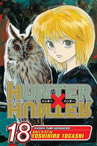 """Composition Notebook: Hunter x Hunter Vol.18 Anime Journal/Notebook, College Ruled 6"""" x 9"""" inches, 120 Pages"""