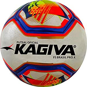 Bola Kagiva Futsal F5 Brasil Pro X