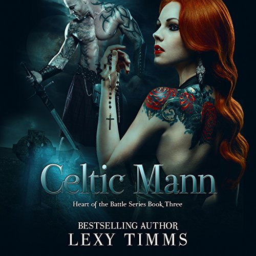 Celtic Mann audiobook cover art
