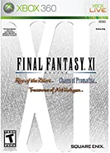 Final Fantasy XI: Chains of Promathia, Rise Of The Zilart, Treasures of Aht Urhgan - Xbox 360