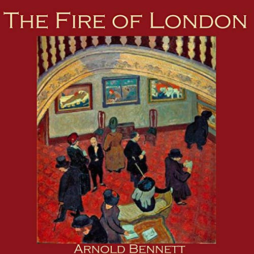 『The Fire of London』のカバーアート